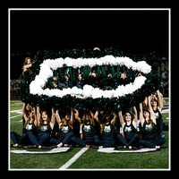10/2/2020 Green Canyon Cheer and Dance Halftime