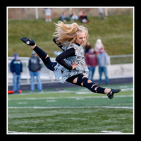10/30/2020 Ridgeline Cheer and Dance Halftime
